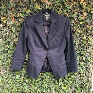Rock & Republic Tailor Made Navy Blazer Size 6
